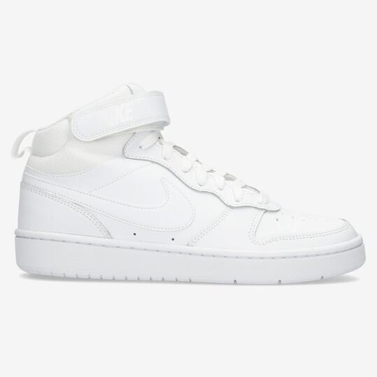 zapatillas nike blancas court borough