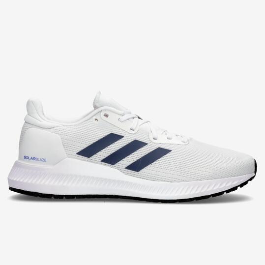 adidas Solar Blaze - Blanco - Zapatillas Running Mujer