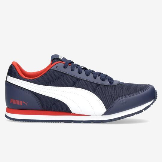 Sneaker Puma Puma St Jogger - Marino - Zapatillas Chico