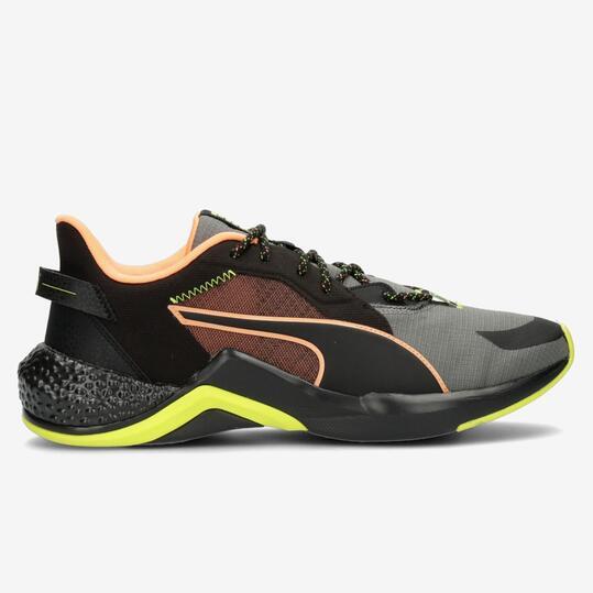 Puma Hybrid Nx Ozone - Negro - Zapatillas Running Hombre