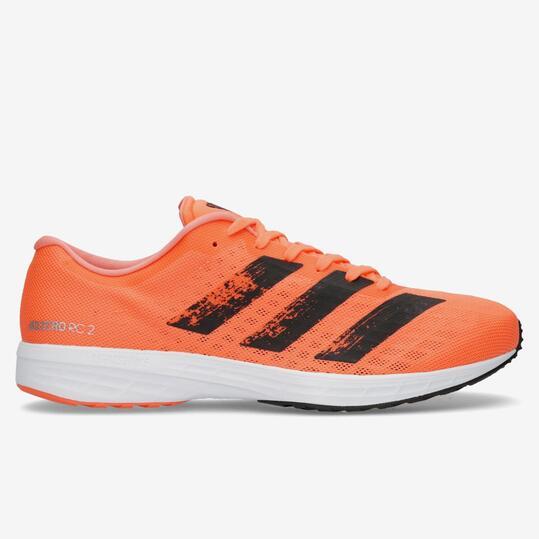 adidas Adizero Rc 2M - Rojas - Zapatillas Running Hombre