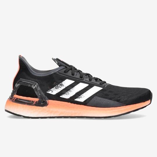 adidas Ultraboost Pb - Negras - Zapatillas Running Hombre