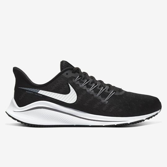 Nike Air Zoom Vomero 14 Negras Zapatillas Running Hombre