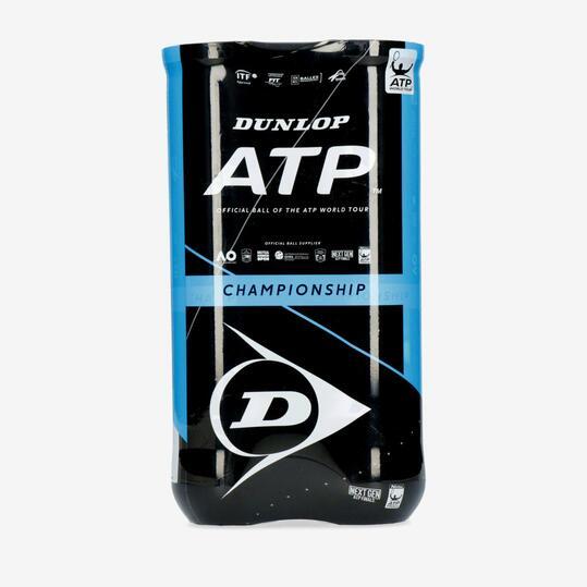 Dunlop Bipk4 - Amarillo - Pelotas Tenis