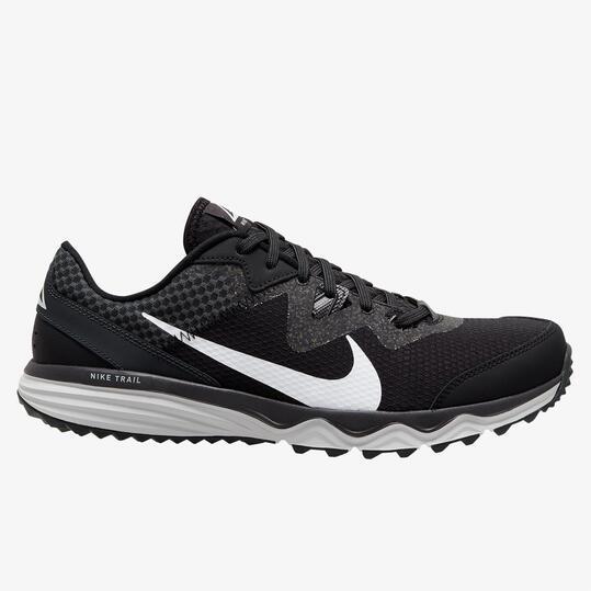 Nike Juniper Trail - Negro - Zapatillas Trail Hombre