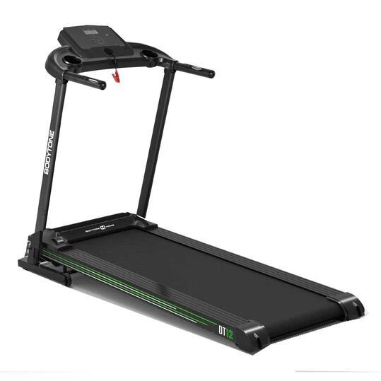 Cinta Caminar 12Km/h Bodytone - Negro - Treadmill