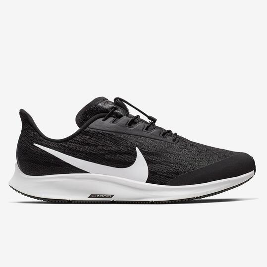 Nike Air Zoom Pegasus 36 Flyease Zapatillas Running Hombre