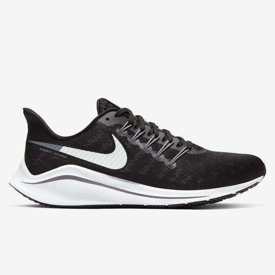 Nike Air Zoom Vomero 14 - Negro - Zapatillas Running Mujer