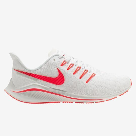Nike Air Zoom Vomero 14 Blanco - Zapatillas Running Mujer