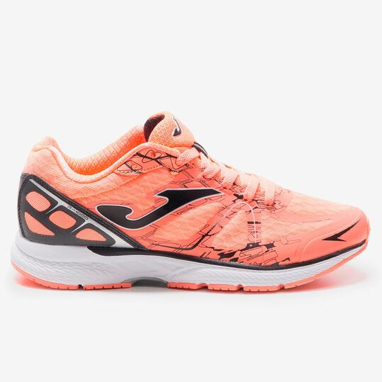 Joma Marathon - Coral - Zapatillas Running Mujer