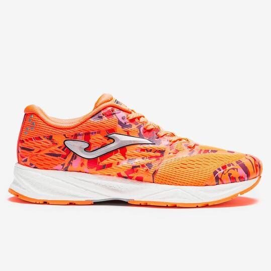 Joma Storm Viper - Coral - Zapatillas Running Mujer