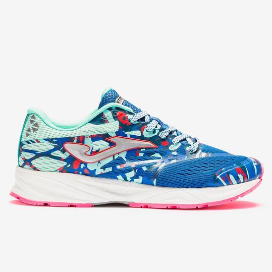 Joma Storm Viper - Azul - Zapatillas Running Mujer