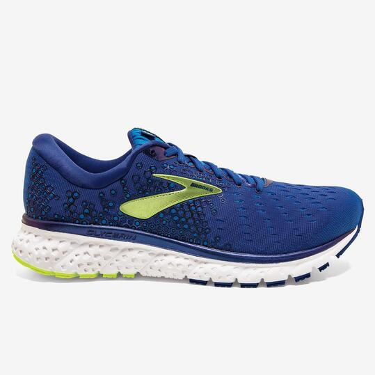 Brooks Glycerin 17 - Azul - Zapatillas Running Hombre