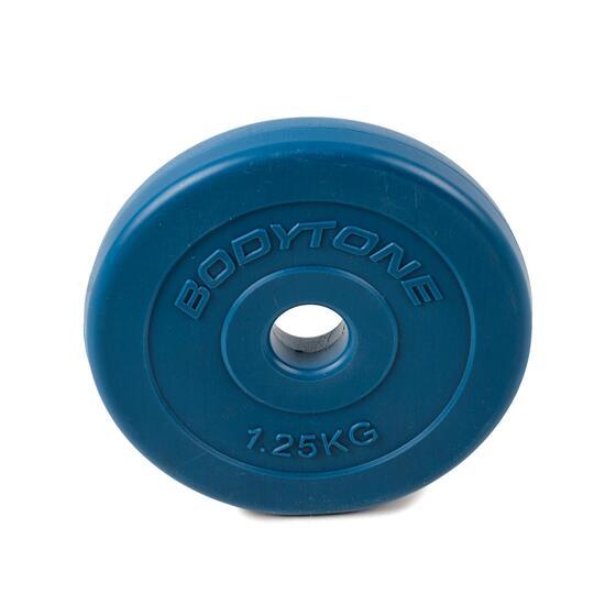 Disco Pesas Bodytone 1,25 Kg