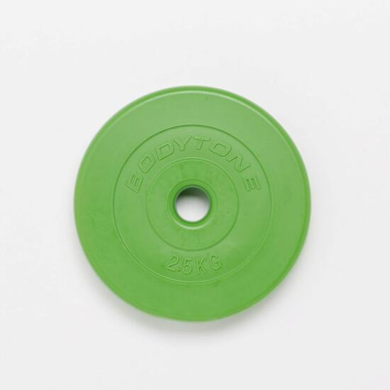 Disco Pesas Bodytone 2,5 Kg