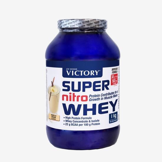 Proteína Weider Super Nitro 1Kg