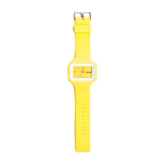 Reloj SILVER en color amarillo
