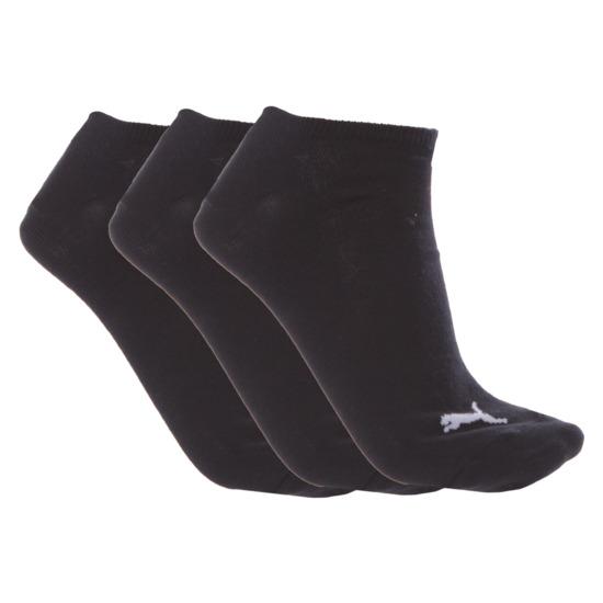 Calcetines Invisible Puma Negro Mujer
