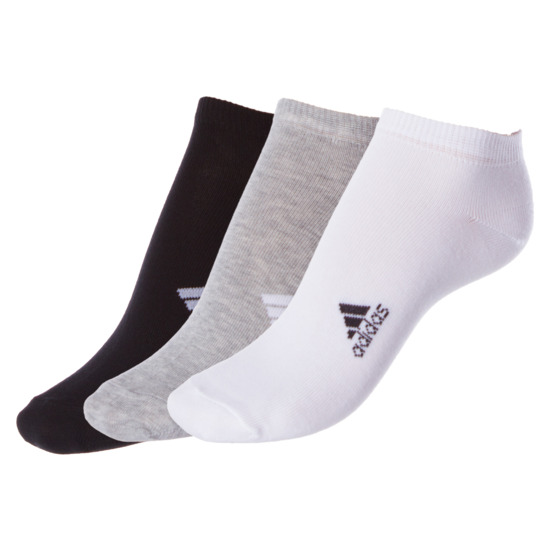 Pack 3 Calcetines ADIDAS Lin Plain
