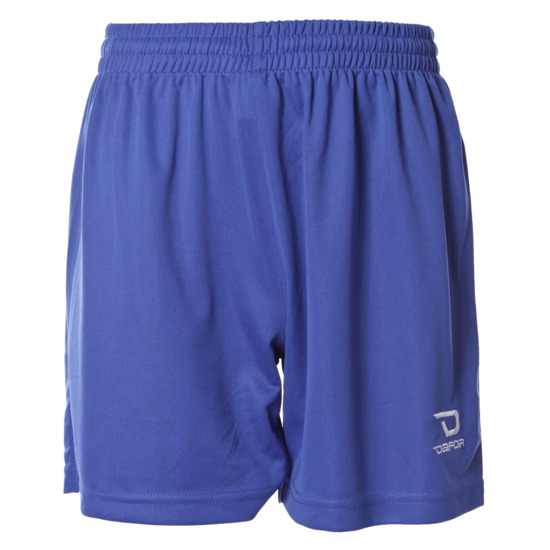 Short fútbol de DAFOR niño en azul (8-16)