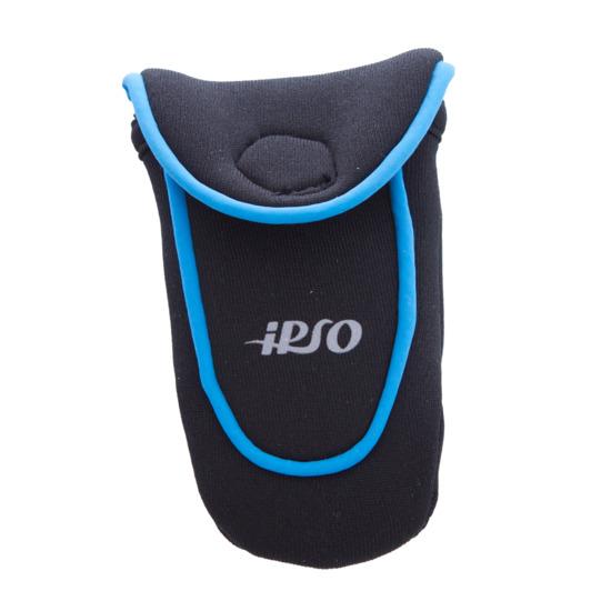 Monedero Portallaves Running IPSO Negro-Azul