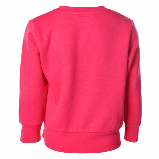 Sudadera UP Basic coral niña (2-8)