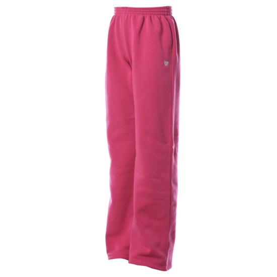 Pantalón felpa UP Basic fucsia niña (2-8)