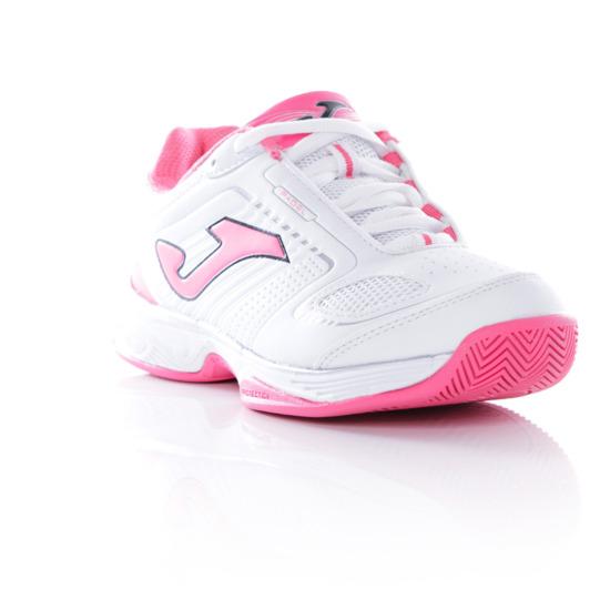 Zapatillas JOMA Tenis Hombre Blanco Rosa