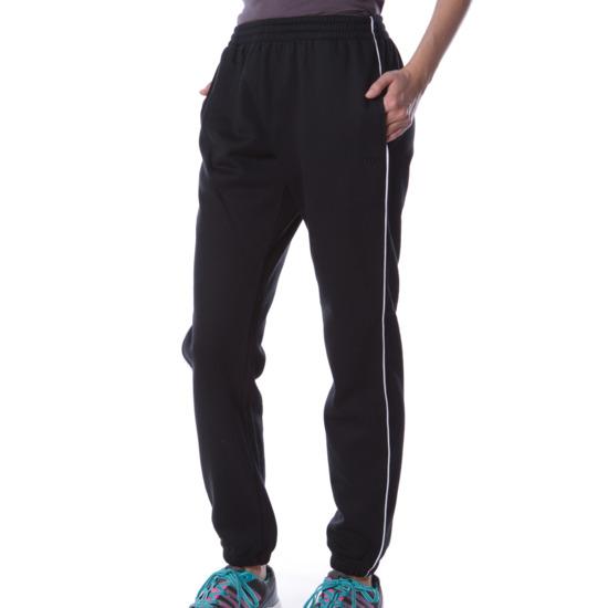 Pantalón polar mujer UP Básicos negro