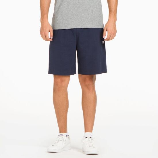 Pantalón corto hombre UP Básicos azul marino