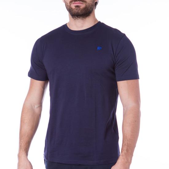 Camiseta UP Básicos azul marino hombre
