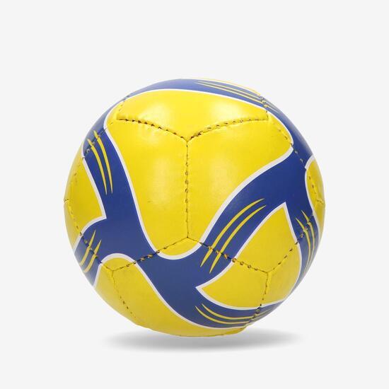 Mini balón Fútbol EDCO Amarillo