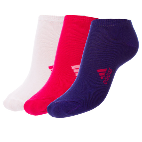 Calcetines Deporte Pack 3 ADIDAS Multicolor Mujer