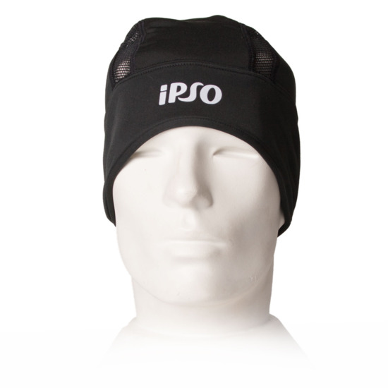 Gorro IPSO Running en Negro