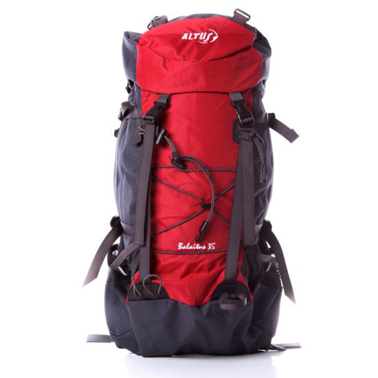 Mochila Montaña ALTUS BALAITUS 35 Rojo Negro