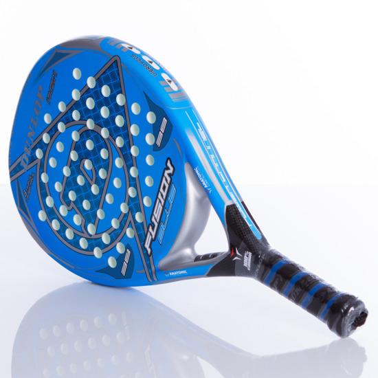 Pala Pádel DUNLOP Fusion Blue Hombre Azul Plata