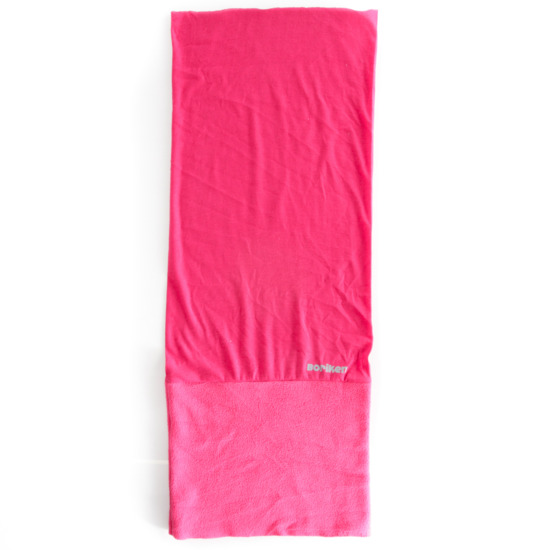 Braga cuello polar BORIKEN rosa-fucsia