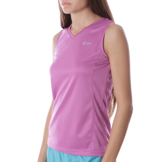 Camiseta Running IPSo Bsicos Morado Mujer