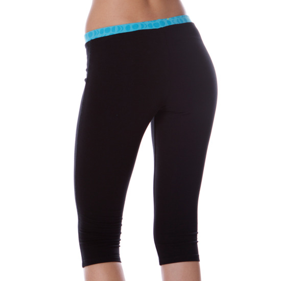 Mallas Fitness ILICo Bronce Negro Turquesa Mujer