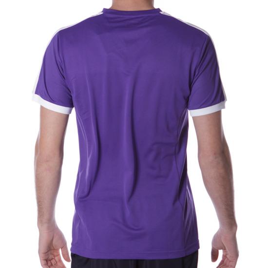 Camiseta Fútbol PUMA Pitch Morado Hombre