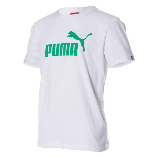 Camiseta Moda PUMA Ess Blanco Niño (8-16)