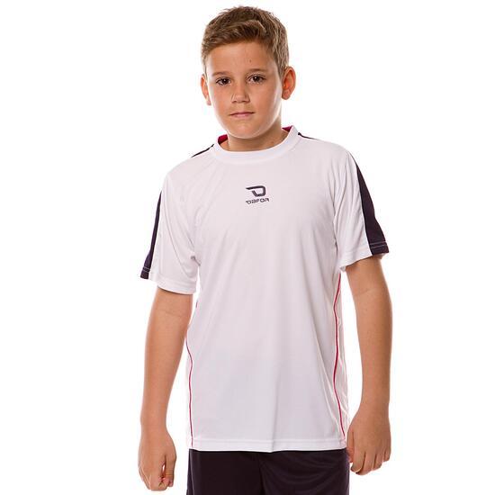 Camiseta Fútbol DAFOR Madrid Blanco Niño