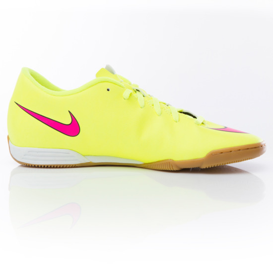 Botas Fútbol Sala NIKE Mercurial Amarillo Hombre