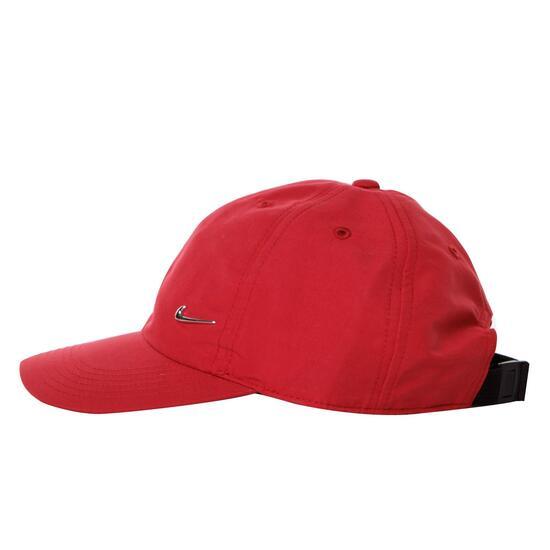 Gorra NIKE Heritage 86 Rojo Unisex Niña  b711f04164a