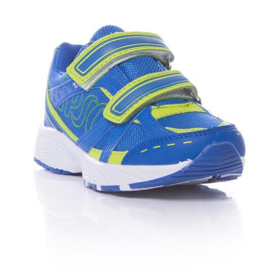 Zapatillas Running IPSo Azul Niño