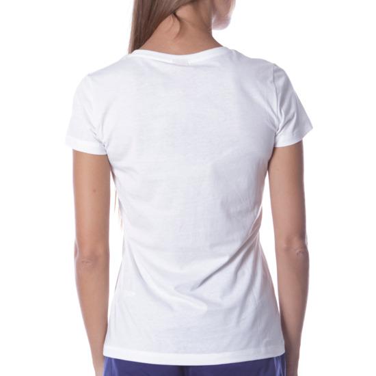 Camiseta Moda PUMA Fun Sp Blanco Mujer