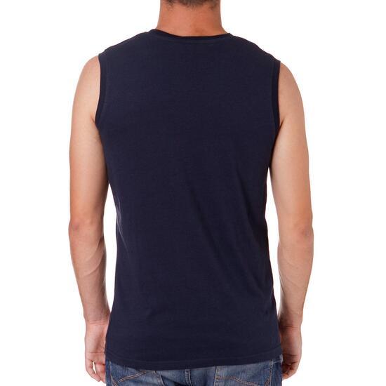 Camiseta UP Marino Hombre