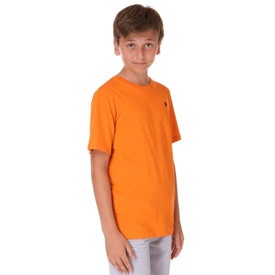 Camiseta UP Naranja Niño