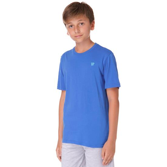 Camiseta UP Azul Niño