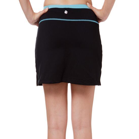 Falda pantalón Tenis Mujer PRoToN Negra